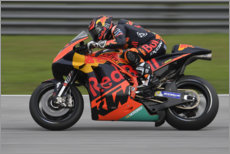 Wandsticker  Mika Kallio, Red Bull KTM Factory Racing, Malaysia 2019