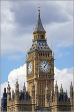 Gallery Print  Big Ben und Westminster Palast - David Wall