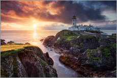 Wandsticker  Fanad Light - Michael Breitung