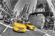Gallery Print  Times Square New York - Marcus Klepper