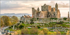 Gallery Print  Burg Rock of Cashel, Irland - Olaf Protze