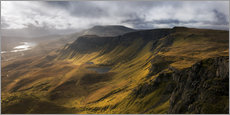 Gallery Print  Schottland - Isle of Skye - Highlands - Tobias Richter