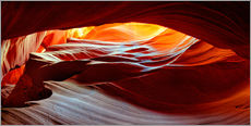 Gallery Print  Antelope Canyon USA - Michael Rucker
