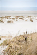 Gallery Print  German sea (St. Peter Ording) - gn fotografie