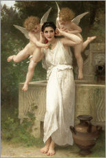 Gallery Print  Jugend - William Adolphe Bouguereau