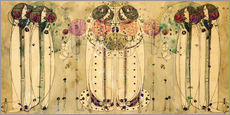 Gallery Print  Die Wassail - Charles Rennie Mackintosh