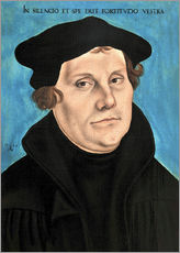 Wandsticker Martin Luther