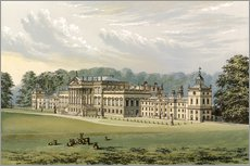 Wandsticker  Wentworth Woodhouse - Alexander Francis Lydon