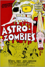 Gallery Print  THE ASTRO-ZOMBIES, 1968