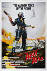 Wandsticker  Mad Max