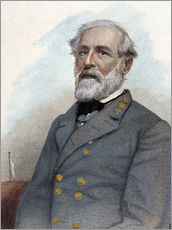 Gallery Print  Robert E. Lee - Julian Vannerson