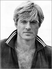 Wandsticker Robert Redford