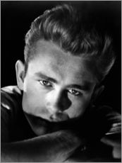 Wandaufkleber  James Dean