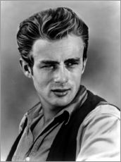 Wandsticker  James Dean