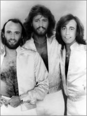 Wandsticker  The Bee Gees