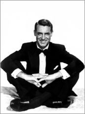 Wandsticker  Cary Grant