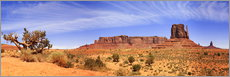 Gallery Print  Monument Valley - fotoping