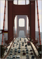 Gallery Print  Golden Gate Bridge - Marcel Schauer