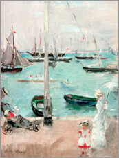 Leinwandbild  West Cowes, Isle of Wight - Berthe Morisot