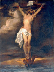 Gallery Print  Christus am Kreuz - Anthonis van Dyck