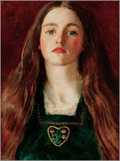 Gallery Print  Sophie Gray - Sir John Everett Millais