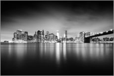 Wandsticker  New York Skyline - Alexander Voss