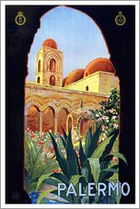 Gallery Print  Italien - Palermo - Travel Collection