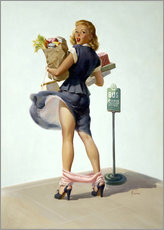 Wandsticker  O Ooh! - Art Frahm