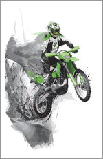 Gallery Print  motocross - tom