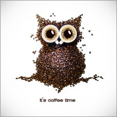 Gallery Print  [coffee time] - Mario Benz