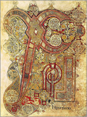 Wandsticker  Book of Kells