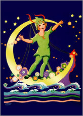 Gallery Print  Peter Pan