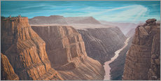 Gallery Print  Grand Canyon - Georg Huber