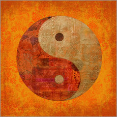 Gallery Print  yin and yang - Andrea Haase
