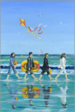 Gallery Print  Abbey Road Beach - Peter Adderley