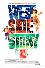 Gallery Print  West Side Story