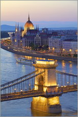 Budapest with River Danube