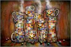 Coffee Time with Artwork