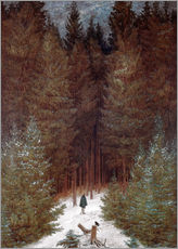 Chasseur in Forest