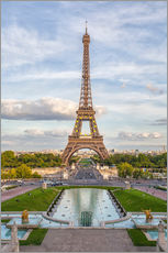 Eiffel Tower and Europe