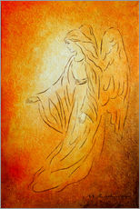 Angel of Healing - Angel Art