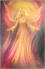 Angel Light Love - Spiritual painting