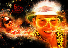 Fear and Loathing in Las Vegas - Movie Film Alternative