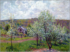 Spring near Paris
