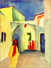 Gasse in Tunis