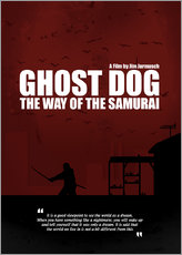 Ghost Dog - Minimal Movie Film Kult Alternative