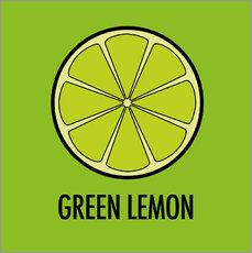 Green Lemon / Grüne Limone
