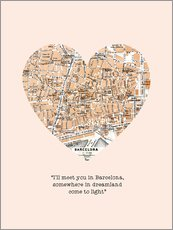 I'll meet you in barcelona romantic quote