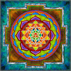 Intuition Sri Yantra - Artwork II