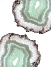 Light water agate